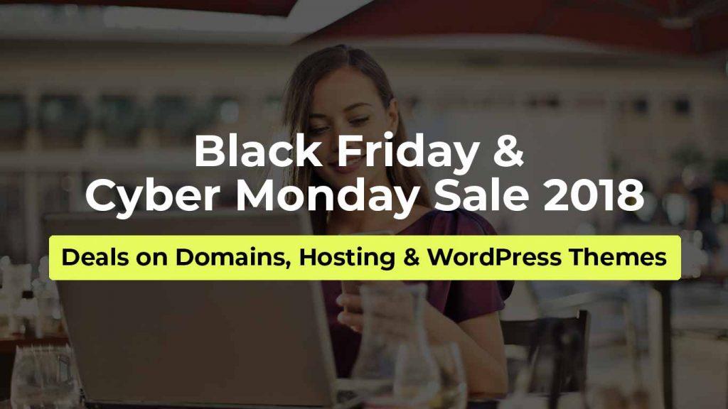 Black Friday Cyber Monday 2018