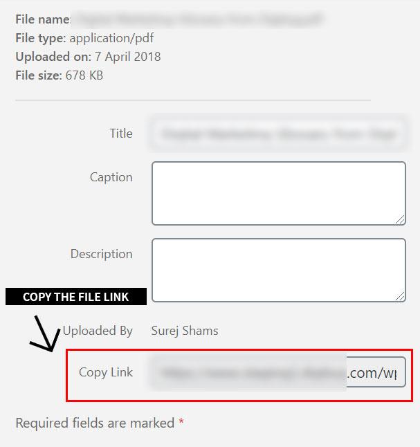 Copy-file-link