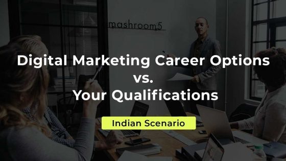 Digital Marketing Career Options in India