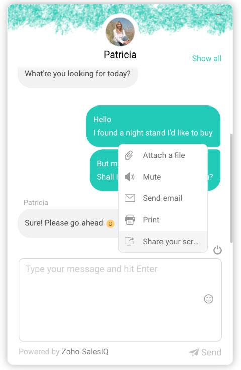 Live-Chat-Software---Zoho-Sales-IQ